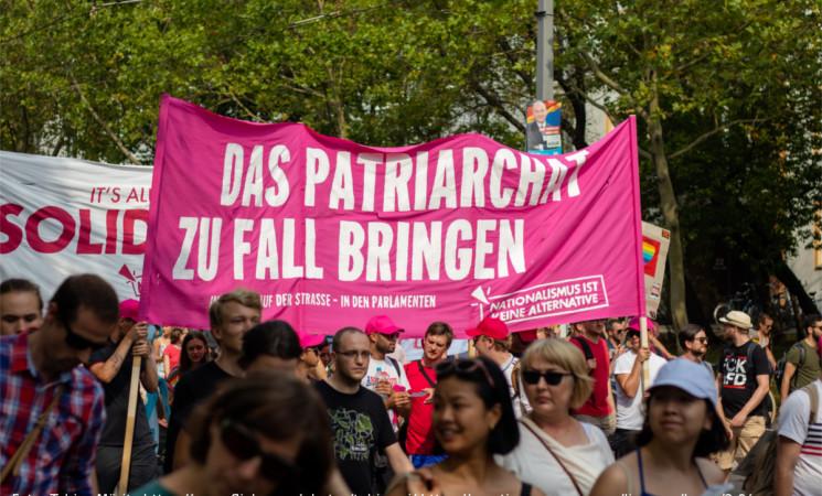 #unteilbar feministisch & queer