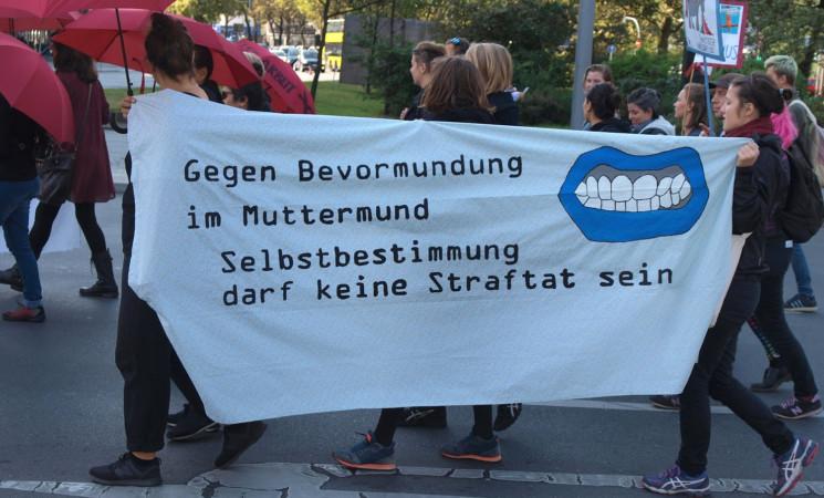"""""""Marsch für das Leben""""?! – What the fuck!"""