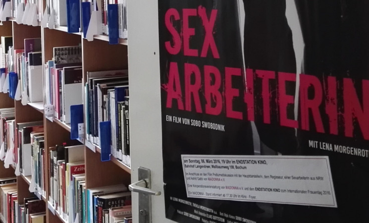 Euer Material zu SEXARBEIT für's Madonna-Archiv